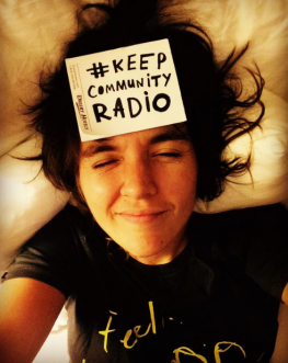 Courtney Barnett says Keep Community Radio