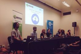 Community Radio at BIGSOUND 2015
