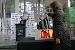 Melbourne digital radio launch
