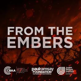 From the Embers podcast cover