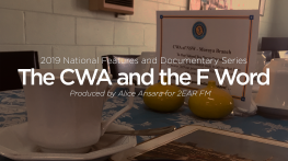 Alice Ansara The CWA and the F Word