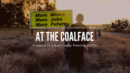At The Coal Face - NFDS 2018