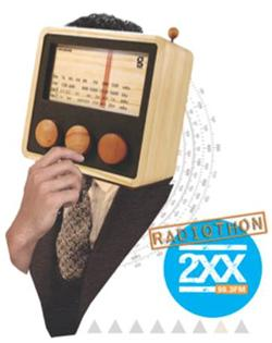 1XXR Radiothon poster