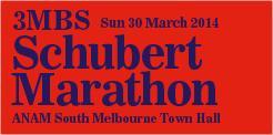 3MBS Schubert Marathon Banner