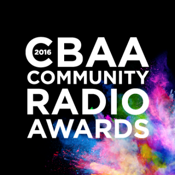 2016 CBAA Community Radio Awards