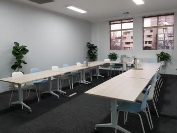 CBAA boardroom