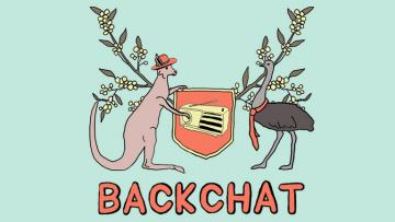 Backchat on FBi