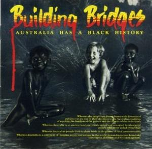 Building Bridges Album Art, Australia Has A Black History