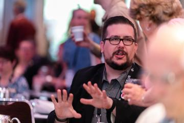 Scott Black at CBAA Conference 2019