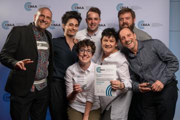 2019 CBAA Awards Winners Excellence in Innovative Programming & Content - JOY 94.9