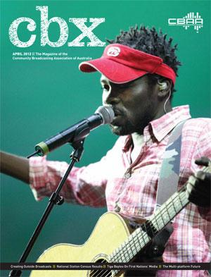 CBX April 2012 cover