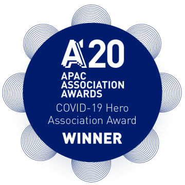APAC Association Awards winner