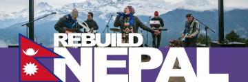 Rebuild Nepal image