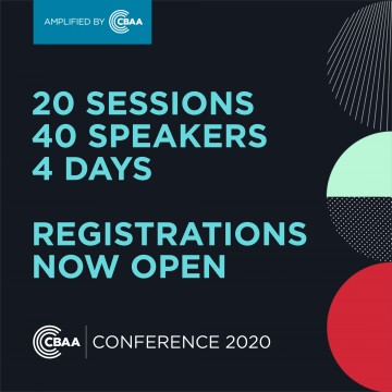 Conference 2020 - regsistration now open