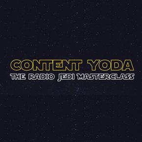 CMAA Content Yoda Masterclasses