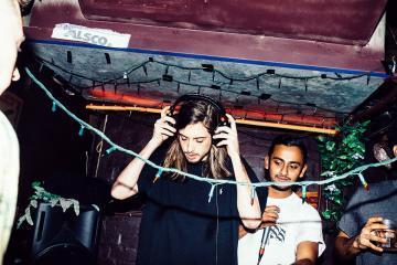FBi Click DJs - photo credit to Liam Cameron