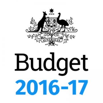 Federal Budget 2016-17 on CRN