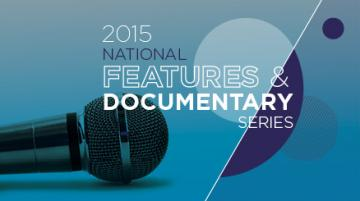 National Features and Documentary Series logo