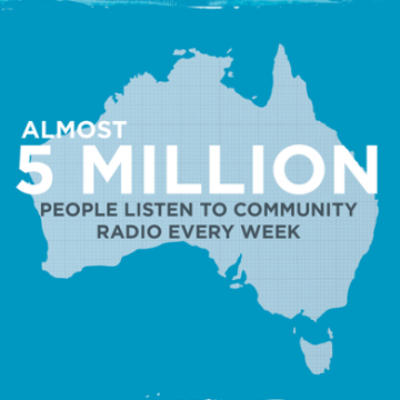 5 million listeners per week