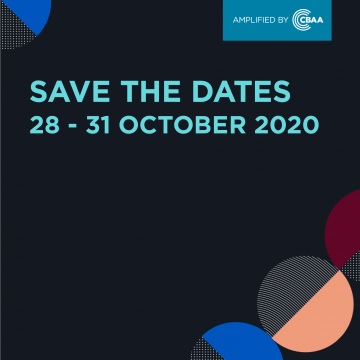 2020 CBAA Conference - Save the Date
