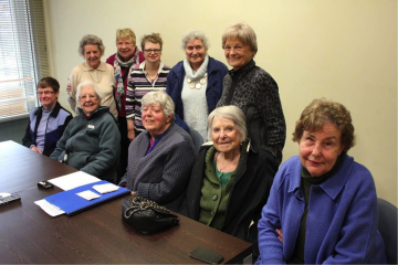 It's the Satanic Verses, Love (3RPH, Vision Australia Melbourne) Womens Book Club