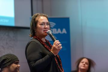Catherine Liddel First Nations Media Australia CEO