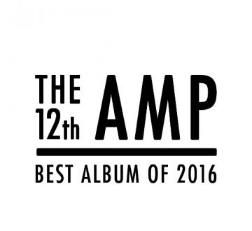 The 12th AMP logo