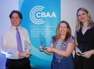 2014 CBAA Award - Tony Staley Award Winners The Wire