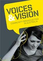 Voices and Vision Logo