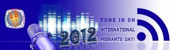 International Migrants Day poster