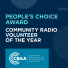 People's Choice Award - Volunteer of the Year Award