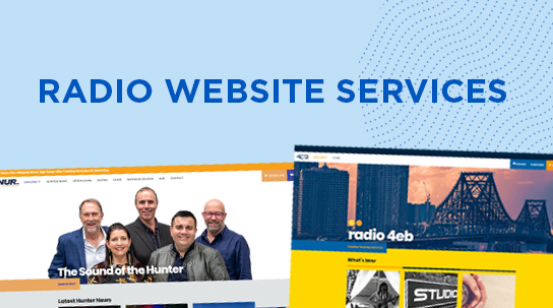 The CBAA can build your next radio station website