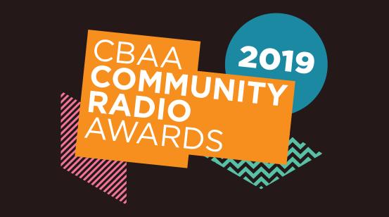 CBAA Community Radio Awards 2019