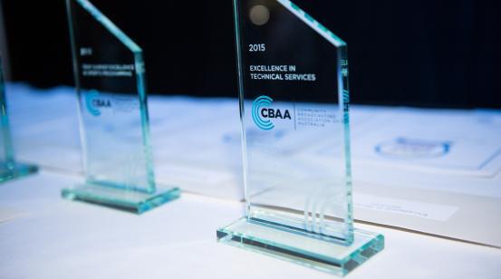 Past Award Winners - Trophies